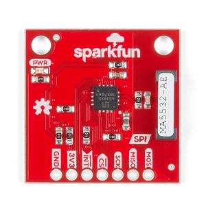 SparkFun AS3935 detector de fulgere [1]