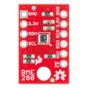Senzor Atmosfera - BME280 [1]