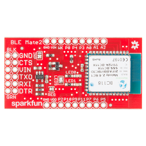 SparkFun Bluetooth BLE Mate 2 [1]