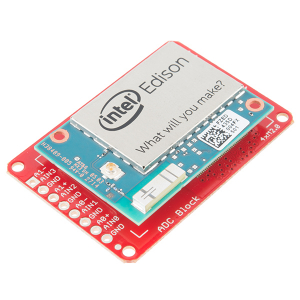SparkFun Block for Intel® Edison - ADC4