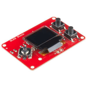 SparkFun Block for Intel® Edison - OLED0