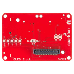 SparkFun Block for Intel® Edison - OLED2