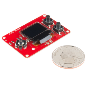SparkFun Block for Intel® Edison - OLED3