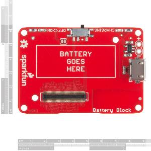 Power Block pentru Intel® Edison [1]
