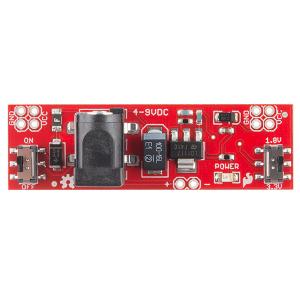 Breadboard Power Supply Stick - 3.3V/1.8V1
