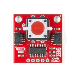 SparkFun buton LED rosu cu Qwiic1