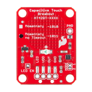 AT42QT1011 Capacitive Touch4