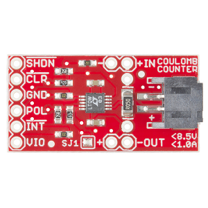 Coulomb Counter - LTC41502