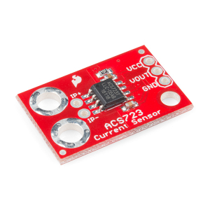 Breakout senzor de curent AC/DC SparkFun ACS723 [1]