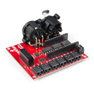 SparkFun ESP32 Thing Plus shield DMX la LED [5]