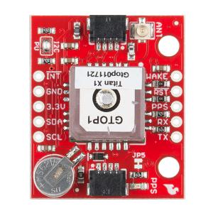 SparkFun GPS Breakout - XA1110 (Qwiic)2