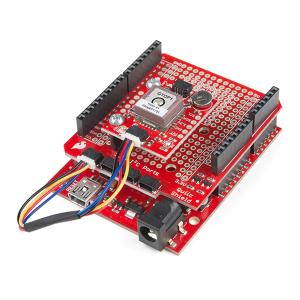SparkFun GPS Breakout - XA1110 (Qwiic)4