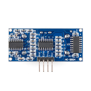 HC-SR04 senzor de distanta ultrasonic3