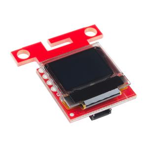 SparkFun Micro OLED Breakout (Qwiic)0