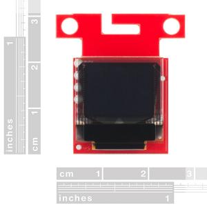 SparkFun Micro OLED Breakout (Qwiic)1