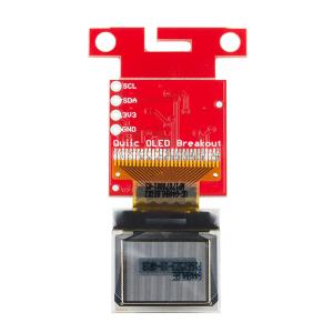 SparkFun Micro OLED Breakout (Qwiic)4
