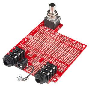 Kit Prototipare Pedala Electrica4