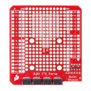 SparkFun Qwiic Shield pentru Arduino2
