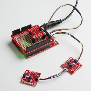 SparkFun Qwiic Shield pentru Arduino4