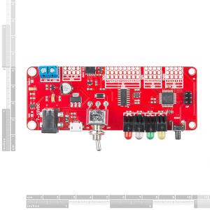 Placa de dezvoltare SparkFun RedBoard Edge1