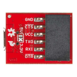 USB Serial Basic Breakout - CH340G2