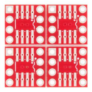 Circuit adaptor SOIC la DIP - 8 Pini1