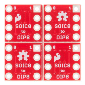 Circuit adaptor SOIC la DIP - 8 Pini2