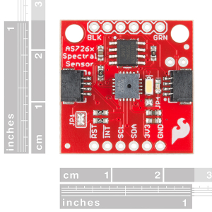 SparkFun Spectral Sensor Breakout - AS7263 NIR (Qwiic)1