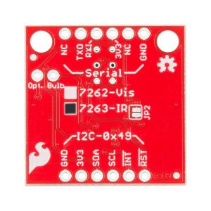 SparkFun Spectral Sensor Breakout - AS7263 NIR (Qwiic)3