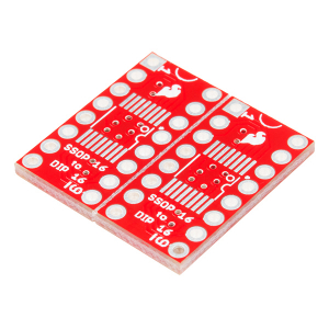 SparkFun SSOP to DIP Adapter - 16-Pin0