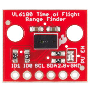 TOF Range Finder - VL61801