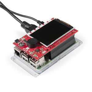 SparkFun Top pHAT pentru Raspberry Pi [5]