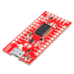 USB UART Serial Breakout - CY7C652130