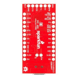 USB UART Serial Breakout - CY7C652133