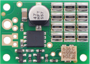 Stabilizator de tensiune cu suntare, ajustare fina LV, 1.50Ω, 15W [1]
