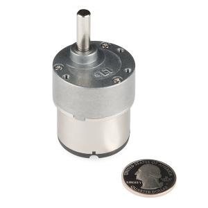 Motor 4 RPM Actobotics [0]