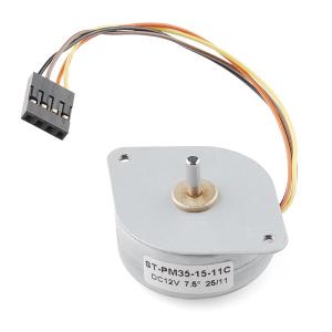 Motor stepper 100g/cm0