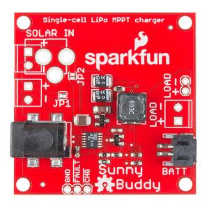 Sunny Buddy - MPPT Solar Charger1