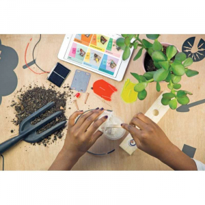 Tech Will Save Us Thirsty Plant Kit2