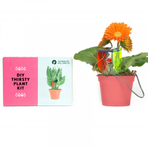 Tech Will Save Us Thirsty Plant Kit0