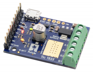 Tic T825 USB Multi-Interface Stepper Motor Controller [1]