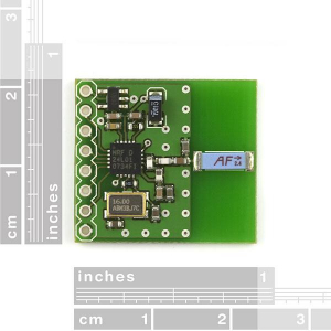 Transceiver nRF24L012