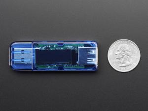 Indicator de tensiune USB cu dispaly OLED7
