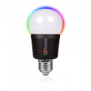 Bec inteligent LED cu Bluetooth Veho Kasa - lumina RGB [0]