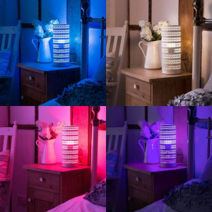 Bec inteligent LED cu Bluetooth Veho Kasa - lumina RGB [4]