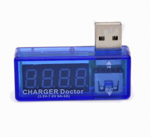 Voltmetru si ampermetru Charger Doctor [1]