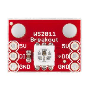 WS2812 RGB LED Breakout0