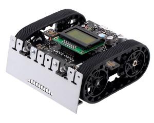 Robot Zumo 32U4 (Asamblat cu Motoare 75:1 HP)0