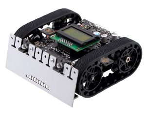 Robot  Zumo 32U4 (Asamblat cu Motoare 50:1 HP)0