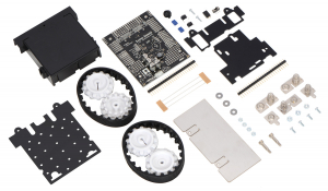 Kit Robot Zumo pentru Arduino v1.2 (fara motoare)1
